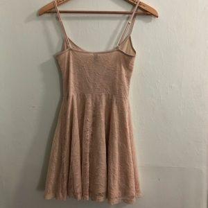 H&M Dresses - H&M Lace Skater Dress